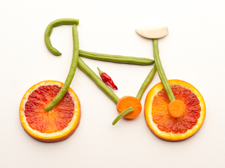 cycling diet