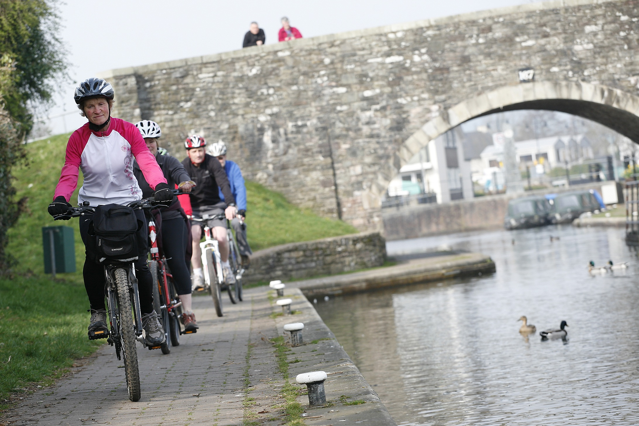 brecon beacons cycle routes