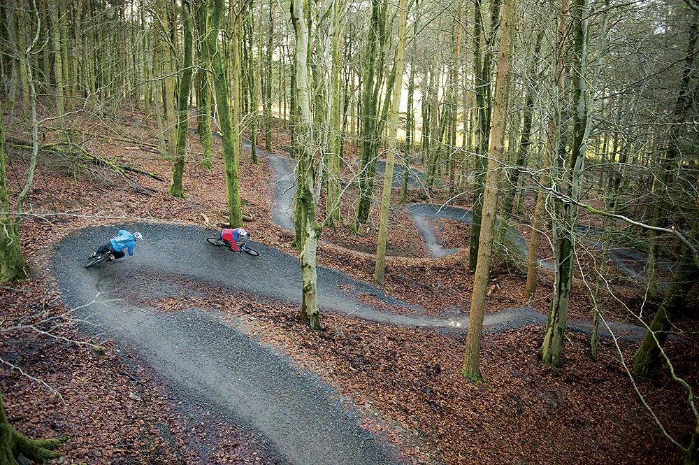 Rookie Green Trail, Afan Forest