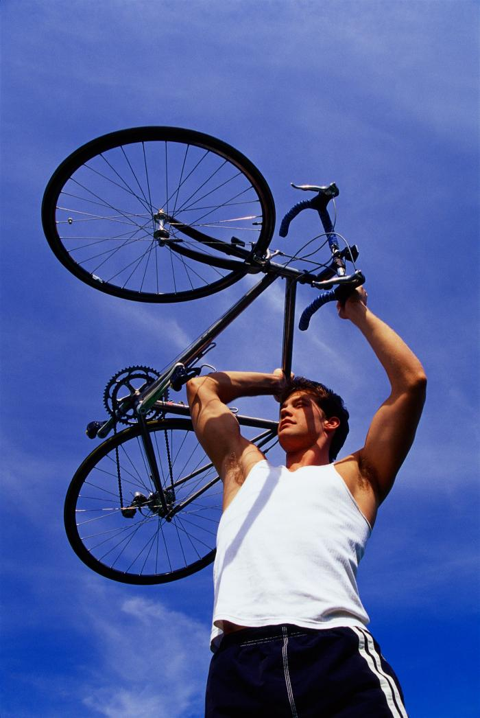 Cycling V/s. Gym