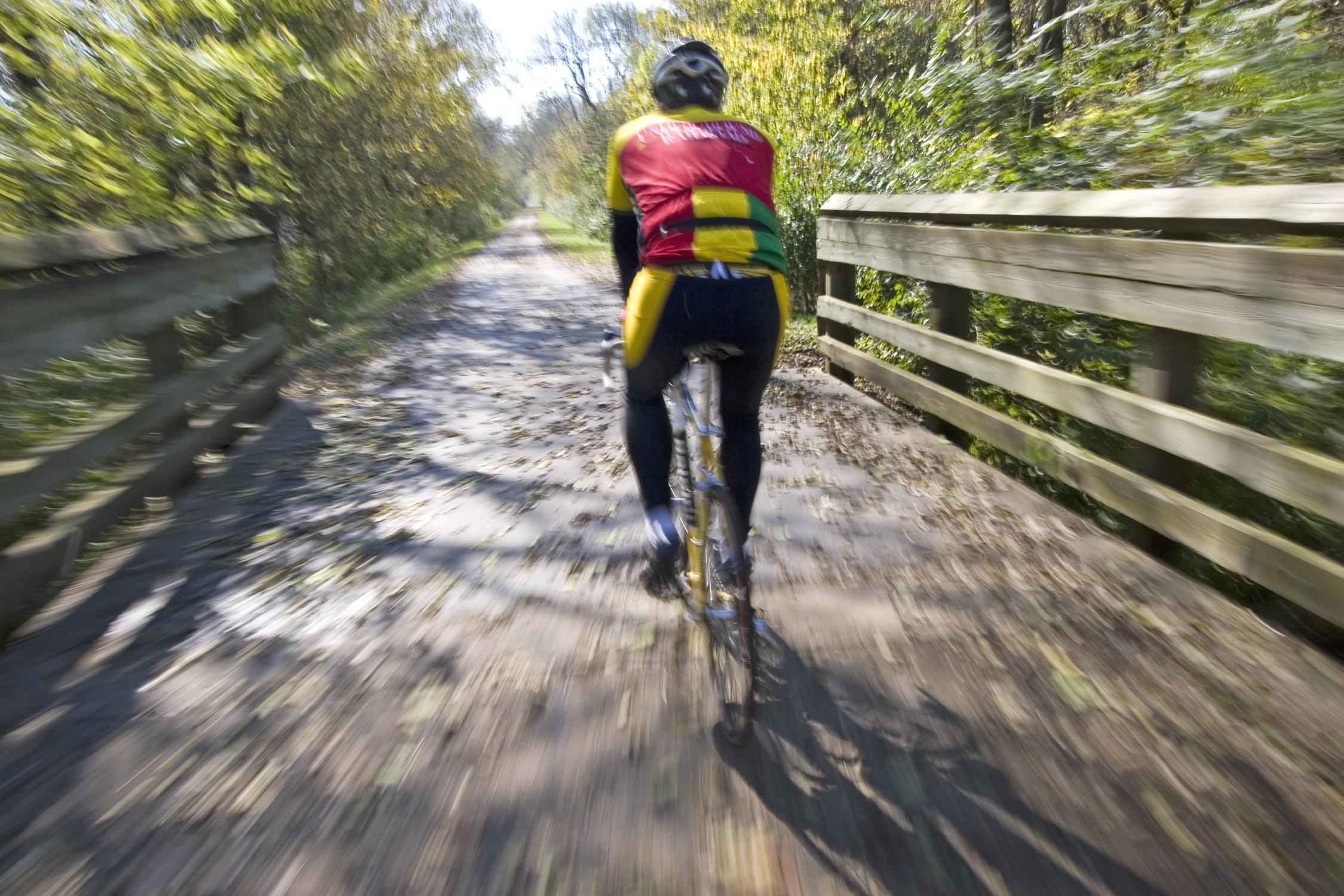 Underground Rail Road cycling
